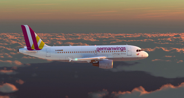 Germanwings Airbus 319