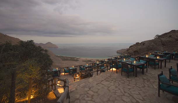 oman luxusresort