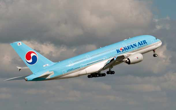 Korean Air: CodesharingJin Air