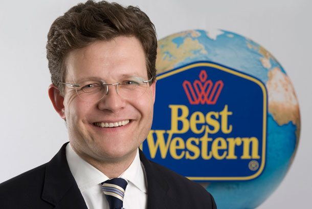 Hotels Best Western: CEO Marcus Smola